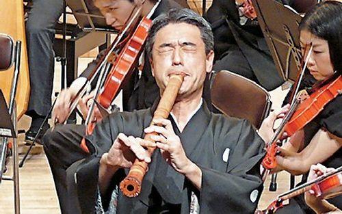 kaoru_kakizakai_shakuhachi
