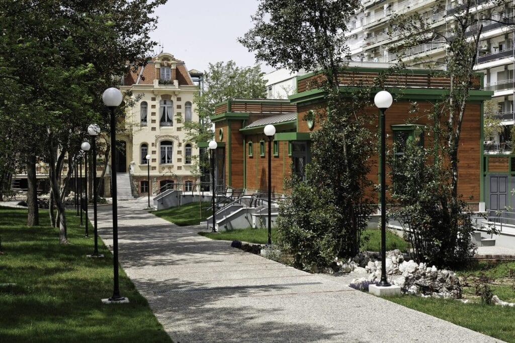φώτο μουσείου κτήριο