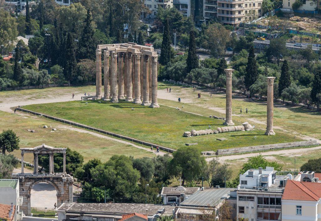 Ναός του Ολυμπίου Διος