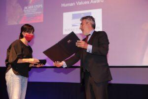Αναστασία Κρατίδη Βραβείο Ανθρώπινες Αξίες 2