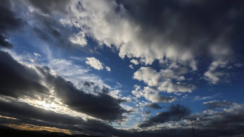 καιρος ουρανος